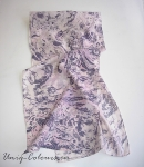 Marbled scarf
