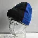 Black-blue jersey kids hat